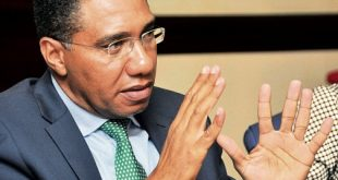 Holness says no to censorship of the arts