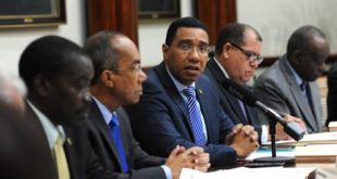6-Month Deadline! - Holness Gives Cabinet Ministers Time To Prove Their Worth